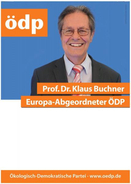 Veranstaltungsplakat Buchner Papier A1 blanko