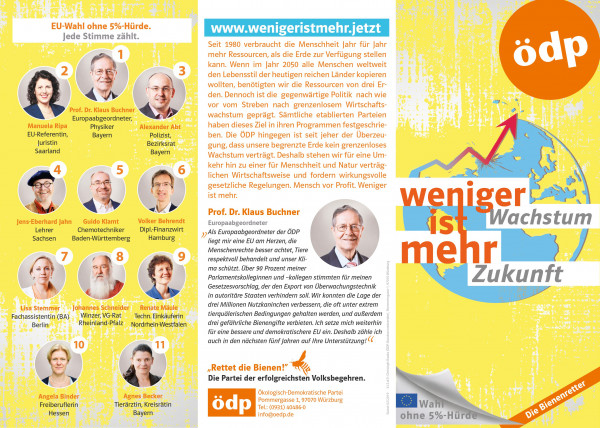 EU-Kurzwahlprogramm