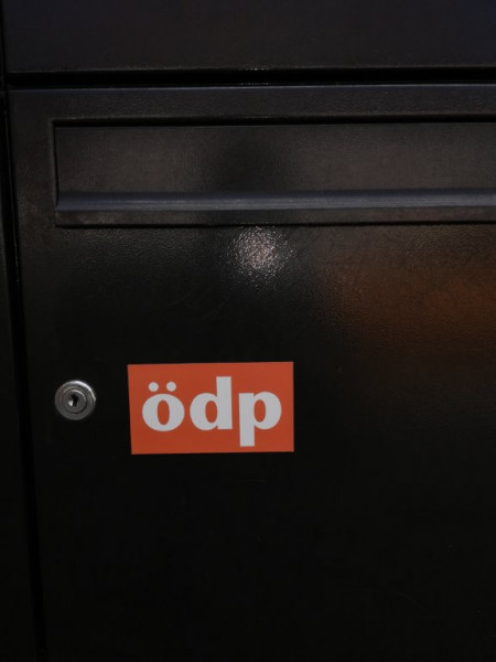 Magnet ÖDP-Logo