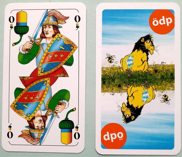 Schafkopf-Spielkarten
