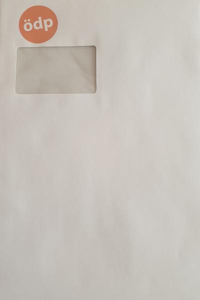 Briefumschlag C4 groß