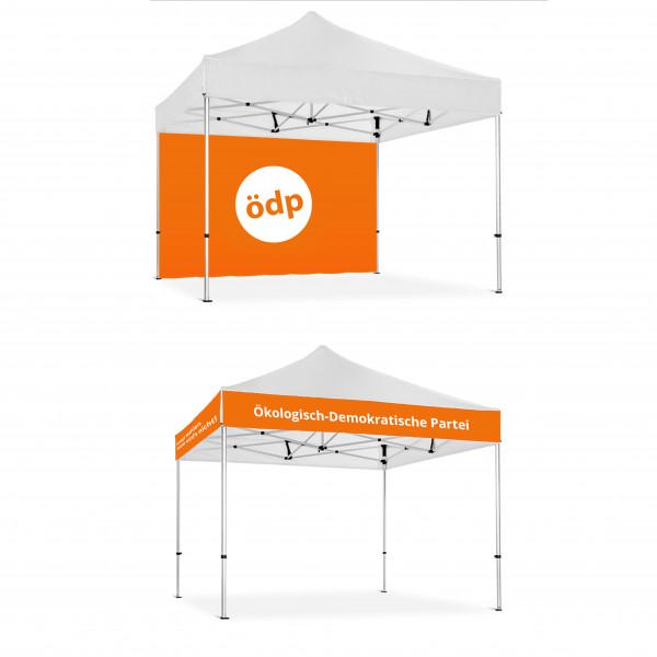 PavillonSystem in Orange